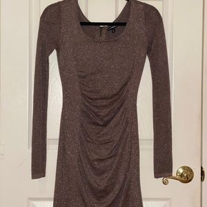 Express sparkle dress